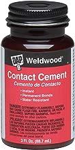 DAP 00107 Weldwood Original Contact Cement,3 oz