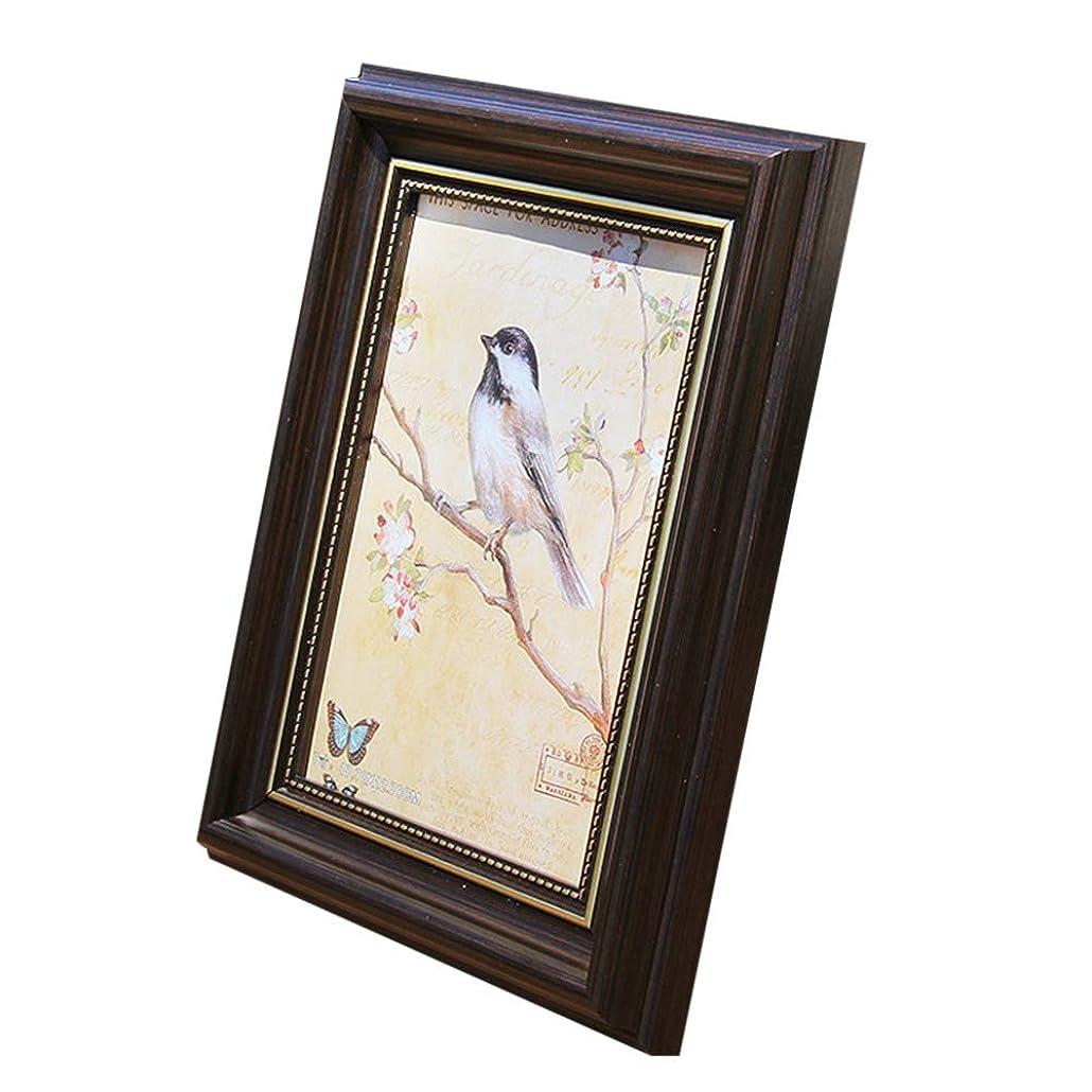 協力する買収花束[HomeMiYN]写真飾り 写真立て フォトフレーム102x152mm KG判