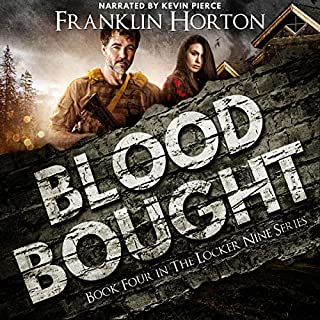 Blood Bought audiobook cover art