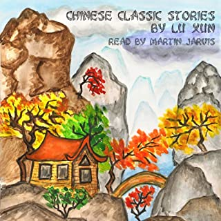 Chinese Classic Stories audiobook cover art