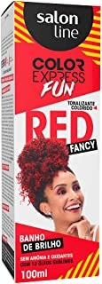 Tintura Semi Permanente 100 ml Fun Fancy Red Unit, Color Express