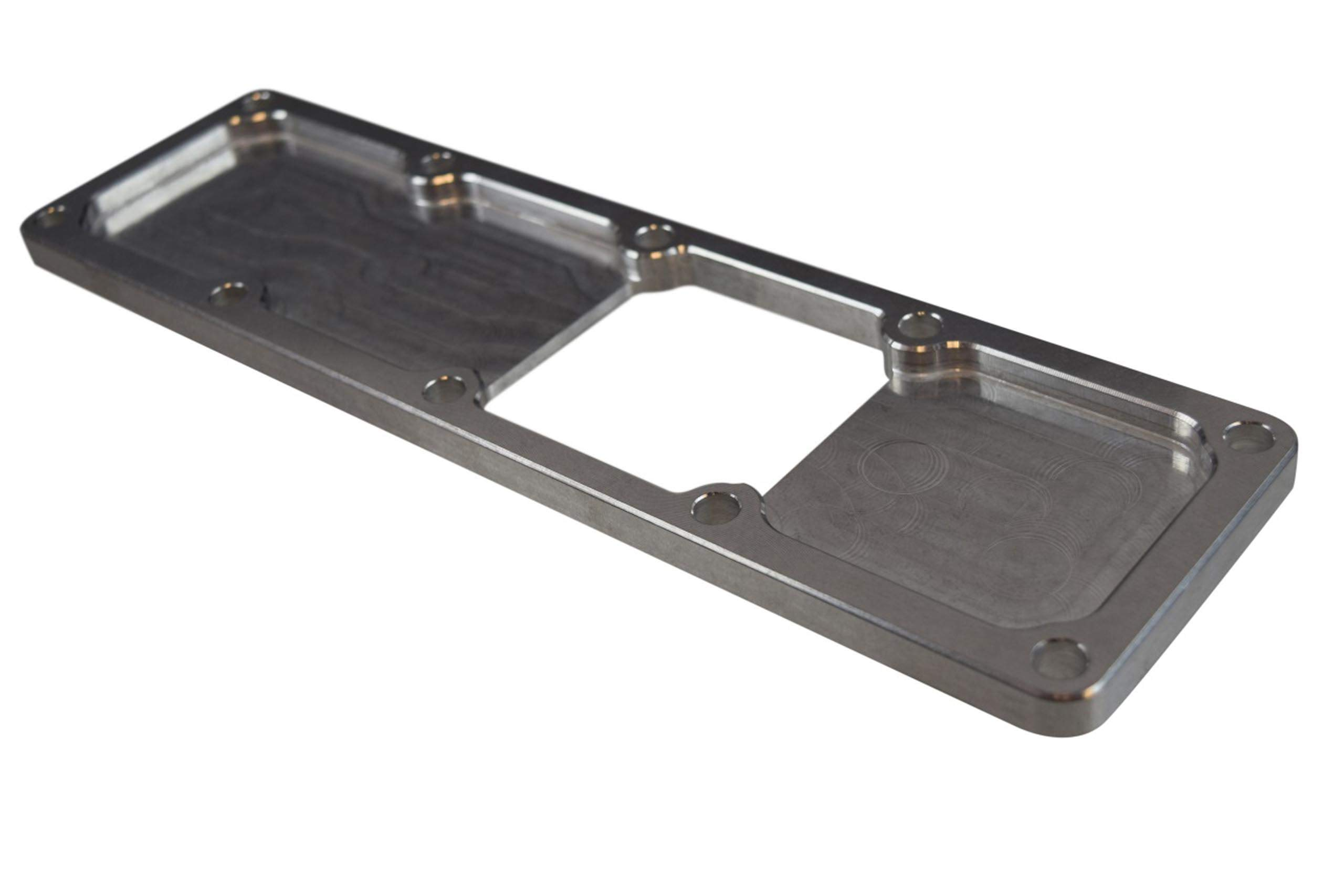 Replacement Parts ICT Billet 3.9L Intake Manifold Plenum Horn Top ...