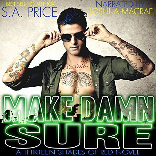 Make Damn Sure audiobook cover art