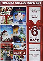 6-Film Holiday Collector's Set 4 [DVD] [Import]