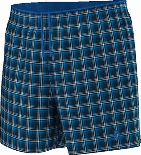 adidas Herren Badehose Check Shorts, Collegiate Navy/Prime Blu, XS, Z20878