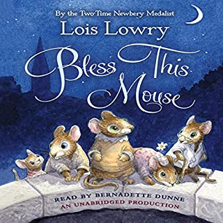 Bless This Mouse audiobook cover art