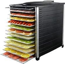 Machine de conservation des aliments ménagers Machine de déshydrateur de nourriture, synchronisation de température réglab...