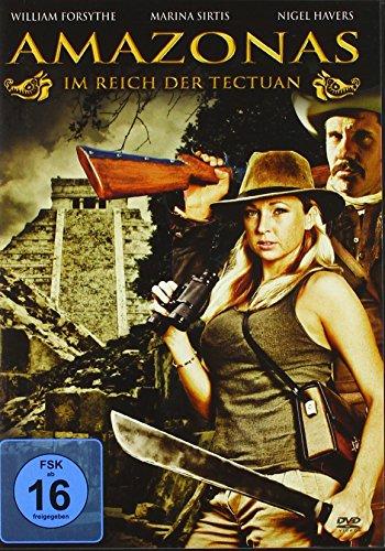 Amazonas - Im Reich der Tectuan (DVD)