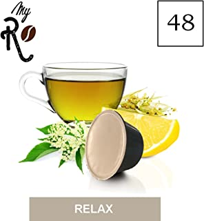 48 Entspannender Kräutertee kapseln - Nescafè Dolce Gusto Kompatible kapseln - MyRistretto