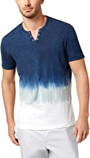 Mens Dip Dye Basic T-Shirt