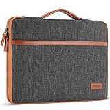 DOMISO 17 Zoll Wasserdicht Laptop Tasche Sleeve Hülle Notebook Hülle Schutzhülle für 17.3