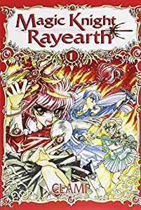 Magic Knight Rayearth Edition simple Tome 1