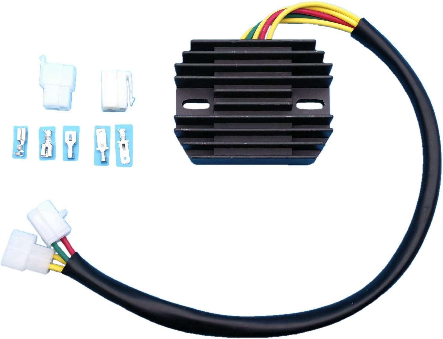 Tuzliufi Challenge the lowest price Voltage Regulator Rectifier for VX800 VZ800 VZ 800 VX Popular products 8
