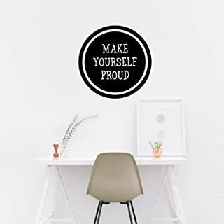 Best make yourself proud quotes Reviews