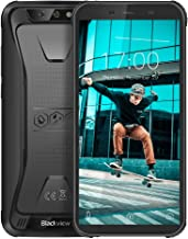 Blackview BV5500 pro- Rugged Cell Phone Unlocked 4G LTE (AT&T/T-Mobile), 5.5 inch FHD+, 4400mAh Battery, 3GB RAM+16GB Memo...