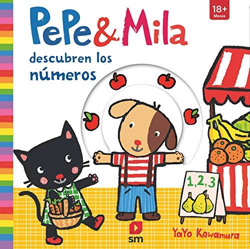 Pepe y Mila descubren los números