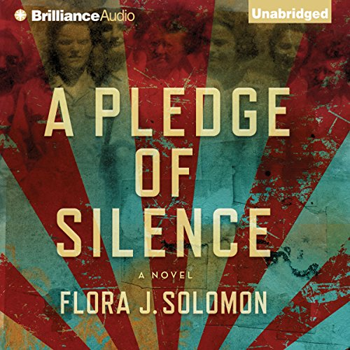 A Pledge of Silence audiobook cover art