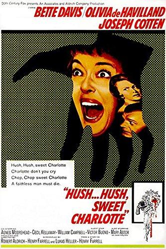 Hush Hush Sweet Charlotte - 1964 - Movie Poster Magnet