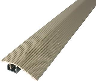 M-D Building Products 43319 M-D Reducer Flute with Snap Track, Aluminum, 36&quot