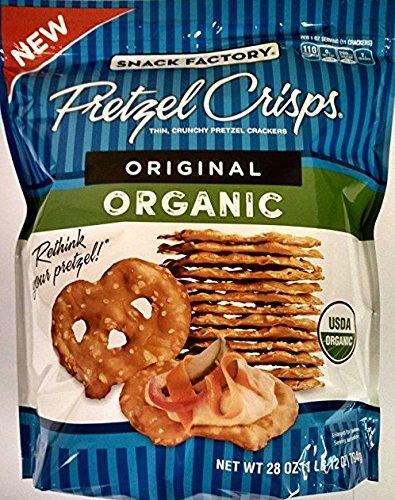 Snack Factory Pretzel Phoenix Mall Crisps Cheap sale Original ORGANIC OU Parve 8 Kosher
