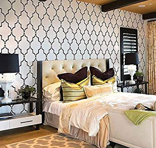 Best moroccan wall stencil Reviews