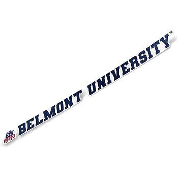 Sheet Type 3-1 Belmont University Bruins NCAA Sticker Vinyl Decal Laptop Water Bottle Car Scrapbook