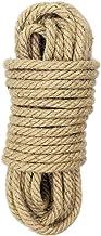 Multi Purpose Utility Sisal Twine Rope Natural Hemp Ropes 10 Meters Long