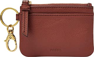Fossil Women's Aubrey Leather Purse, Brown, One Size