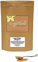 Be Still Farms Organic Soft White Wheat Berries {5lb} Organic White Wheat Berries, Ideal as Feeder Oats, Wheat Berries Bulk, Organic Wheat Berry Grain perfect for Soft White Wheat Bread, Non GMO Wheat