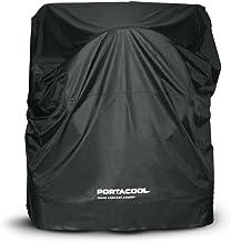Portacool PARCVRJ27000 Replacement Protective Cover for Jetstream 270 Portable Evaporative Cooler, Black