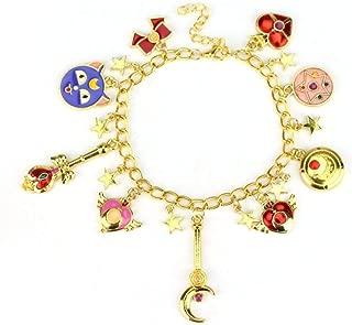 Best sailor moon bracelet Reviews
