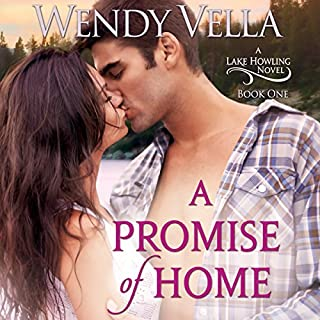 A Promise of Home audiobook cover art