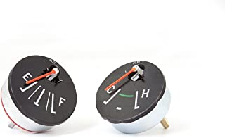 Omix-Ada 17209.01 Fuel and Temperature Gauge Set