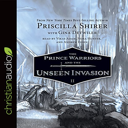 Couverture de The Prince Warriors and the Unseen Invasion