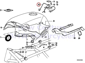 BMW Genuine Motorcycle Fuel Tank/Attaching Parts Petrol Gauge K1 K100RS K1100LT K75 K75C K75RT K75S K100 K100LT K100RS K100RT