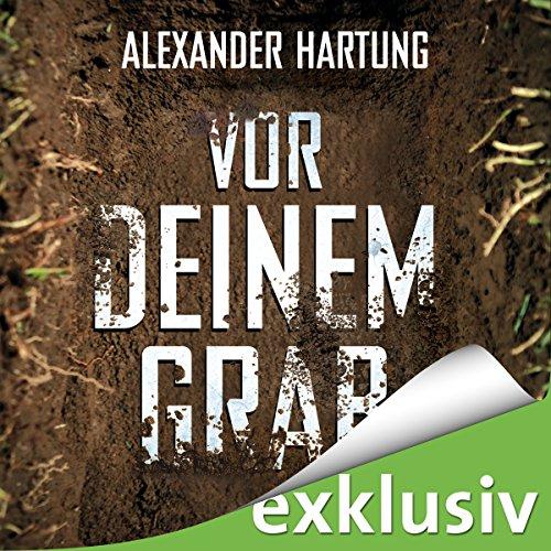 Vor deinem Grab audiobook cover art