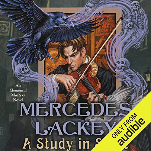 A Study in Sable     Elemental Masters, Book 11              Written by:                                                                                                                                 Mercedes Lackey                               Narrated by:                                                                                                                                 Gemma Dawson                      Length: 11 hrs and 38 mins     1 rating     Overall 5.0
