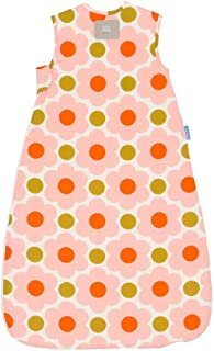 The Gro Company Grobag 0.5 Tog Daisy Spot Flower Orla Kiely Sleeping Bag for 18-36 Months Baby