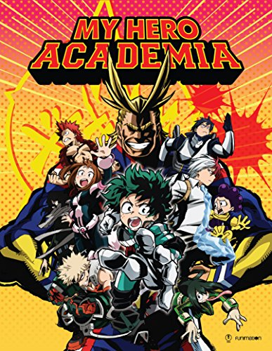 My Hero Academia: Season One [Blu-ray]
