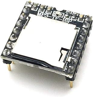 AptoFun DFPlayer Mini MP3 Player Master Module with Simplified Output Speaker for Arduino