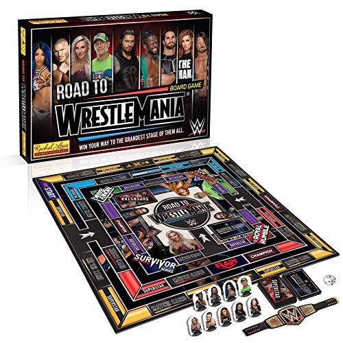 WWE Slam Attax Evolution civière match carte de type