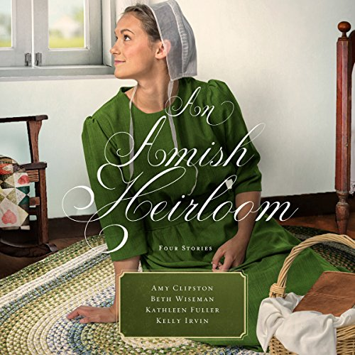 An Amish Heirloom audiobook cover art