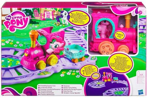 Hasbro - My Little Pony 35891148 - Zug Freundschaftsexpress