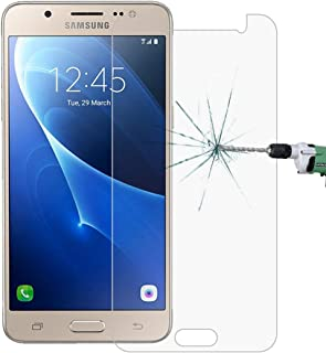 Zhouzl Mobile Phone Tempered Glass Film 2 PCS for Galaxy J5 (2016) / J510 0.26mm 9H Surface Hardness 2.5D Explosion-Proof Tempered Glass Screen Film Tempered Glass Film