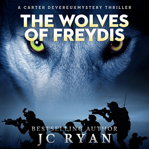 The Wolves of Freydis audiobook cover art