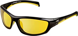 Polarized Night Vision Driving Glasses for Men and Women,Reduce Glare and Enhance Vision in Rainy, Foggy, or Low Light Conditions