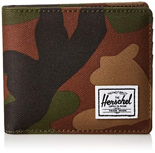 Our #10 Pick is the Herschel Roy Coin Wallet
