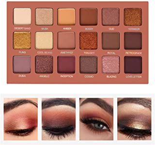 SEPROFE Eyeshadow Palette Professional Smokey Eye Shadows