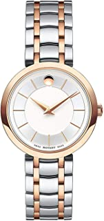 1881 Silver Dial Stainless Steel Ladies Watch 0607099