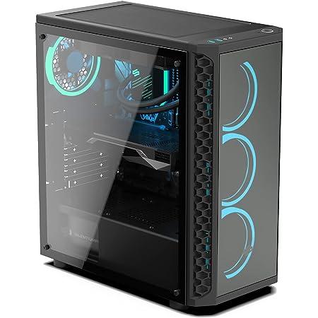 Sedatech PC Gaming Expert Watercooling AMD Ryzen 9 3900X 12x 3.8Ghz, Geforce RTX 3060 12Gb, 32 GB RAM DDR4, 500Gb SSD NVMe M.2 PCIe, 3Tb HDD, WiFi, Bluetooth. Ordenador de sobremesa, sin OS